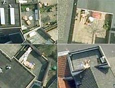 """Google Earth flagra """"peladões"""" via satélite"""