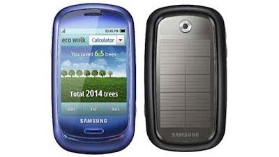 "Samsung inventa primeiro celular movido a ""energia solar"""