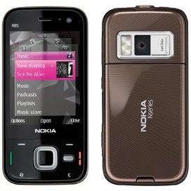 N85 da Nokia já está à venda no Brasil.