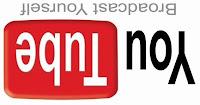 Já tinha visto o Youtube de ponta cabeça?