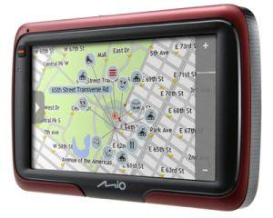 Mio lançará 2 novos aparelhos de GPS