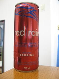 taurine red bull