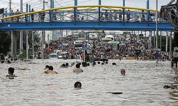 Paghahanda sa Pagdating ng Bagyong Pepeng