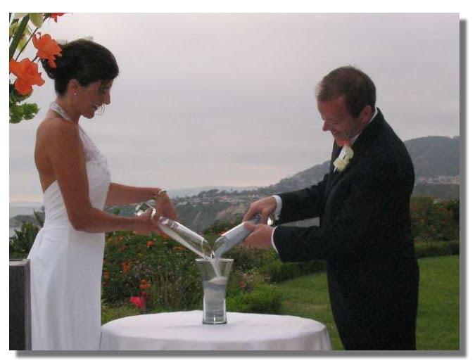 Miss Smallville's Wedding Planning Blog: Unity Sand Vs The