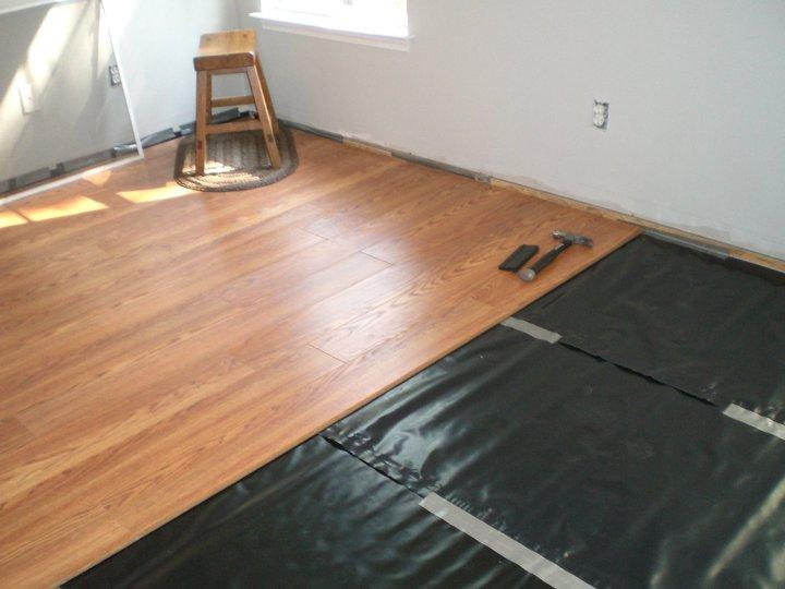 Top 28 Hardwood Floors On Slab Remodelaholic Wood