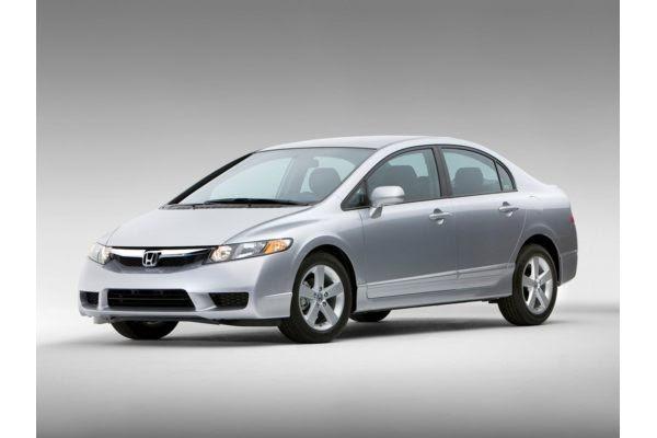 Spesifikasi NEW Honda Civic 2010