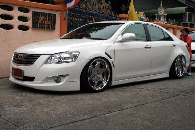 Fizz Exclusive Vip Camry In Thailand Wow