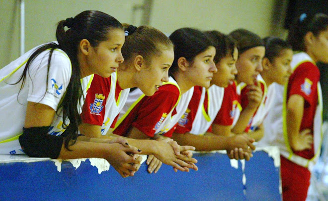 Brazilian Women Futsal Cup in the Southern  Resort City Balneario Camboriu Brazil