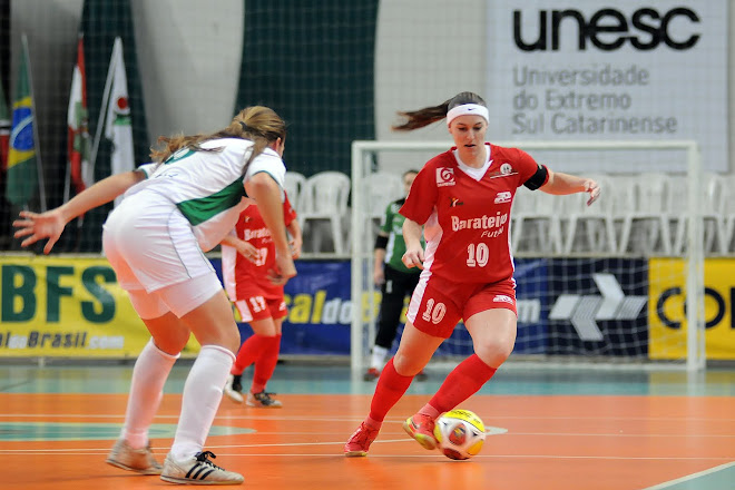 Women Futsal Brazil National League 2010