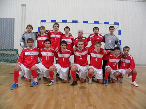 Russia  futsal team:  Jersey number 5 Kirill Zemskov  Wants to get a  futsal Coach ticket in Brazil