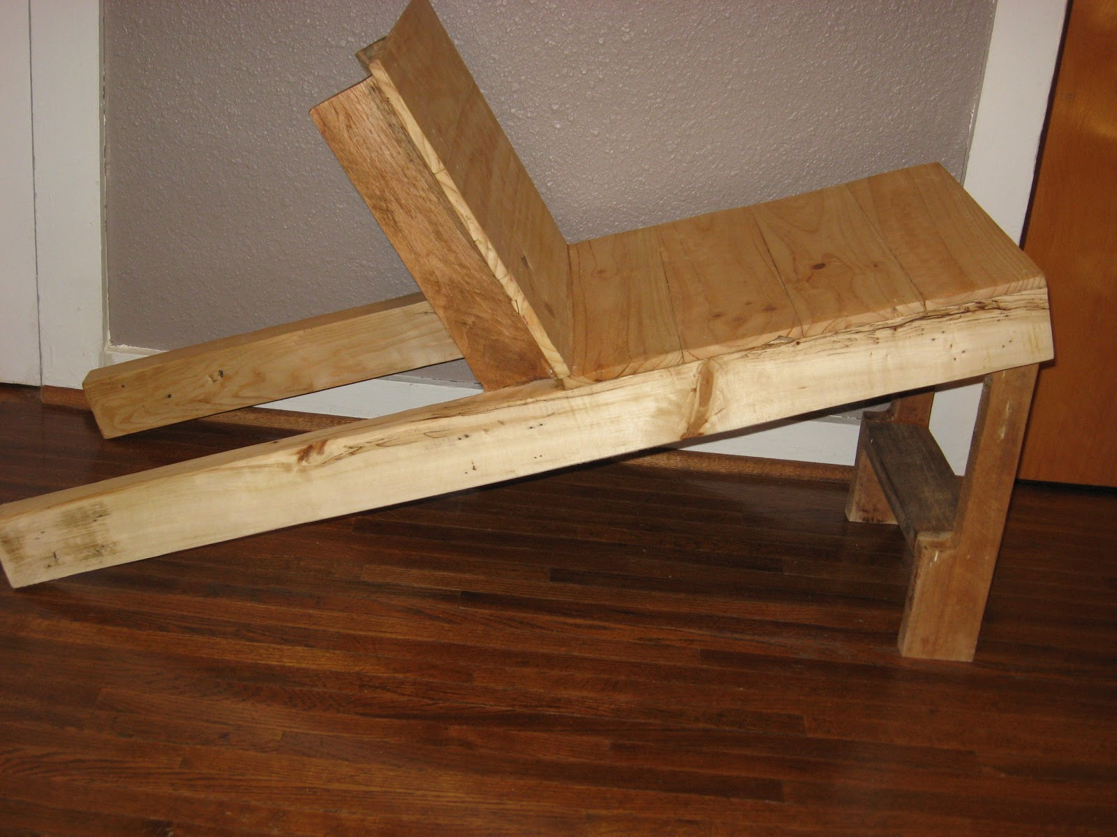 Unusual Wooden Chair Folding Online Furniture From Reclaimed Materials Repurposed Pallet Now