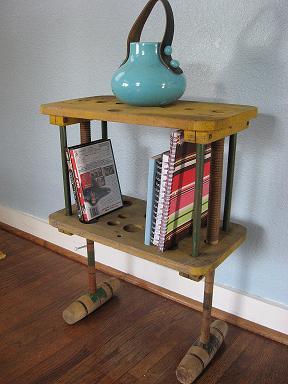 Furniture From Reclaimed Materials Repurposed Antique