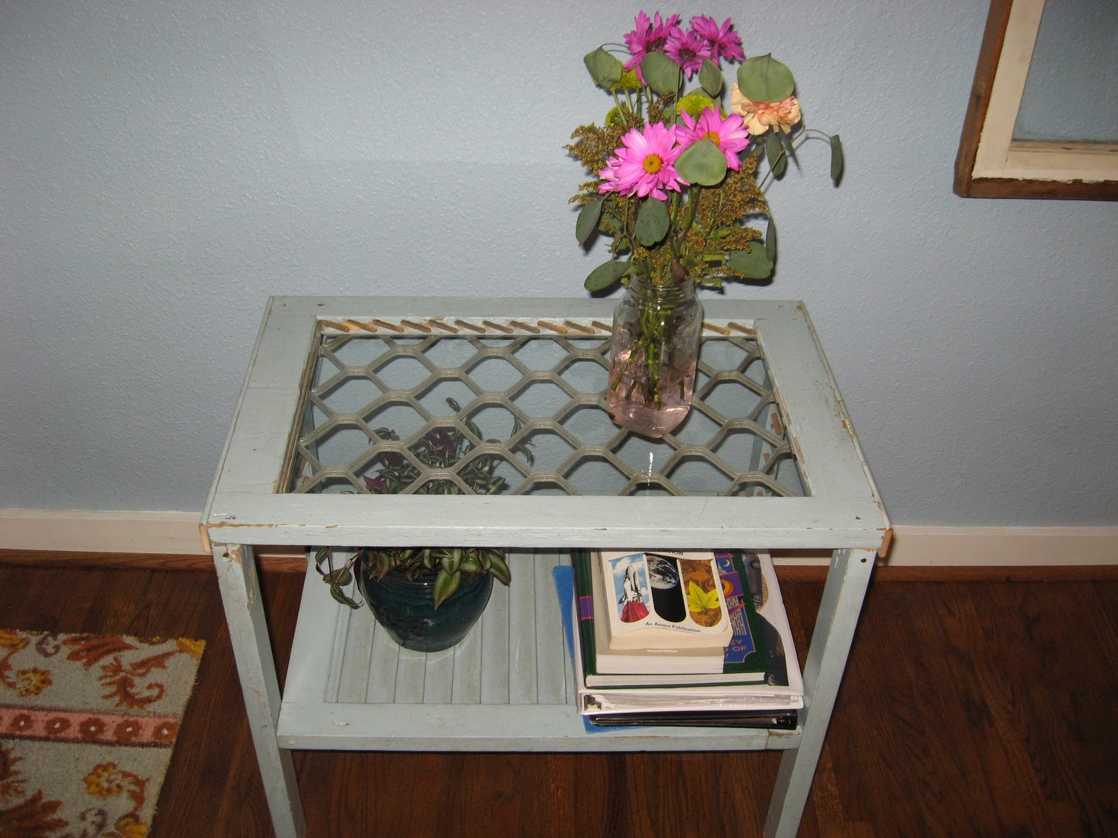 Furniture from REclaimed Materials REclaimed Shutters