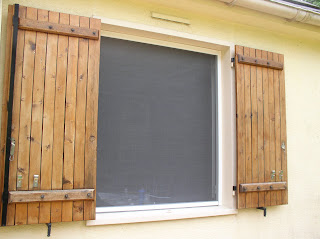 window screen!