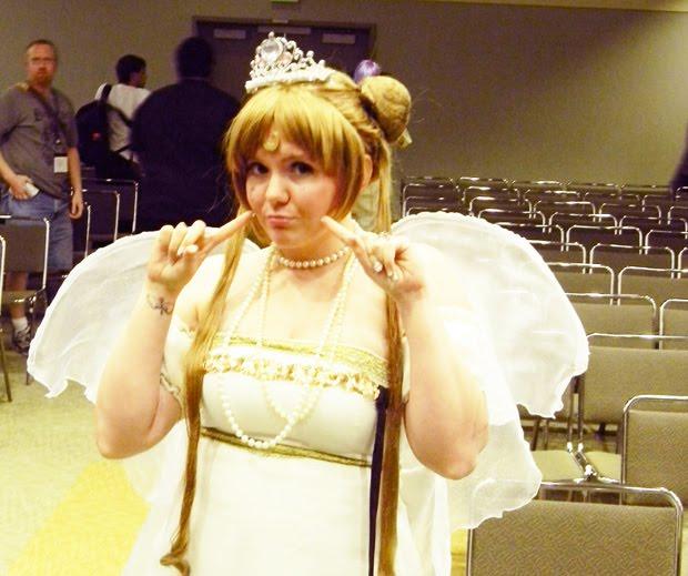 Neo Queen Serenity Cosplay: Moon Chase! A Sailor Moon News Blog: Otakon 2010: Sailor