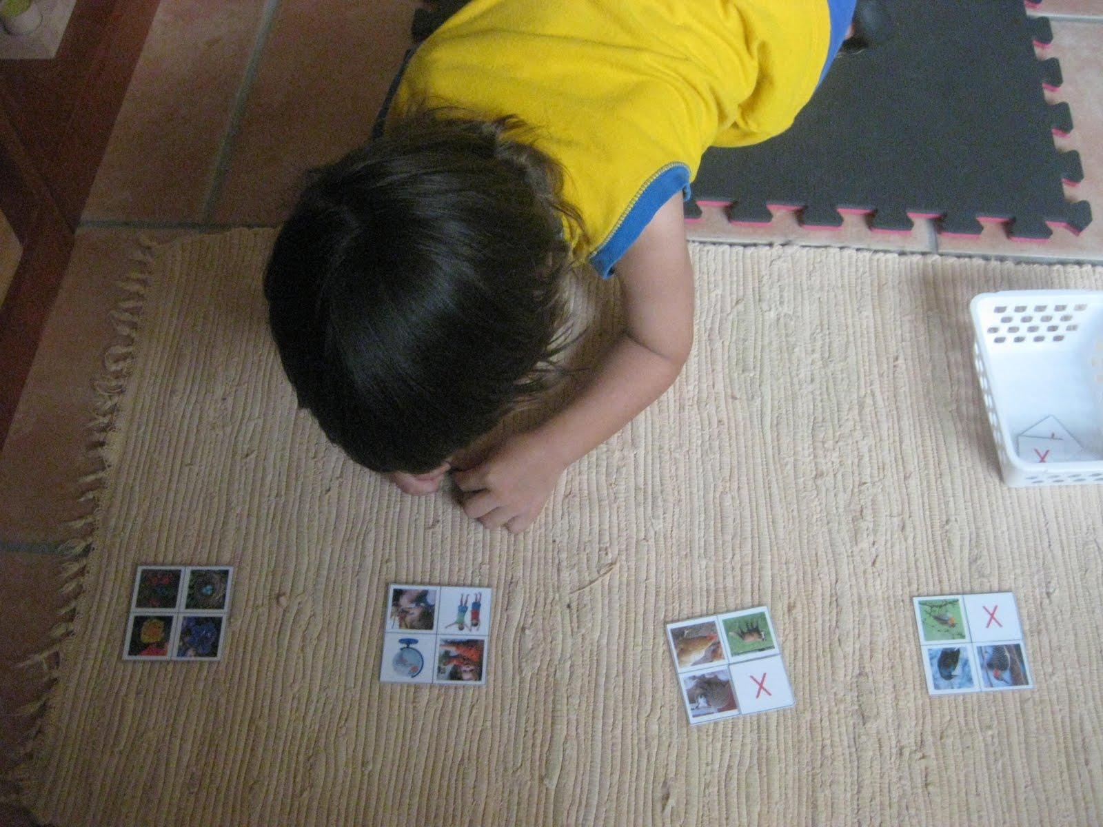 2 Pequenos Traviesos Trabajo Montessori 3 Anos 3 Yo