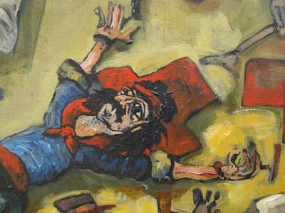 Image result for Estaqueados en martin fierro