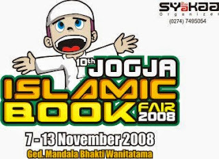 JADWAL ACARA JOGJA ISLAMIC BOOK FAIR 2008
