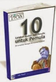 10 LANGKAH MUDAH JADI PENULIS