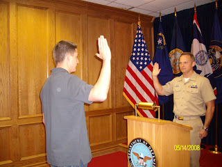 Life as a Navy Chaplain: A little background