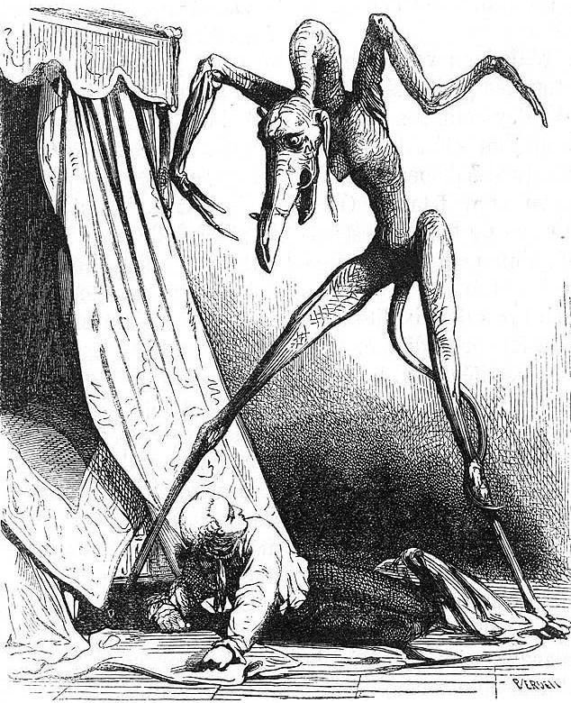 Lucifer Hindi: Grito Primitivo: [Cuento. Texto Completo] El Demonio De La