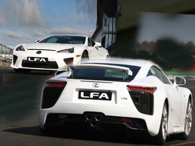 2017 Lexus Lfa V10 Engine Super Sport Car