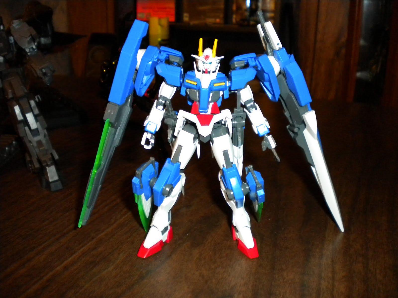 Reviews 00 Gundam Seven Swords G Pictures