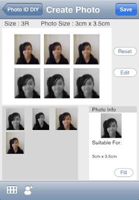 冗員研究所: 免費証件相--Photo ID DIY