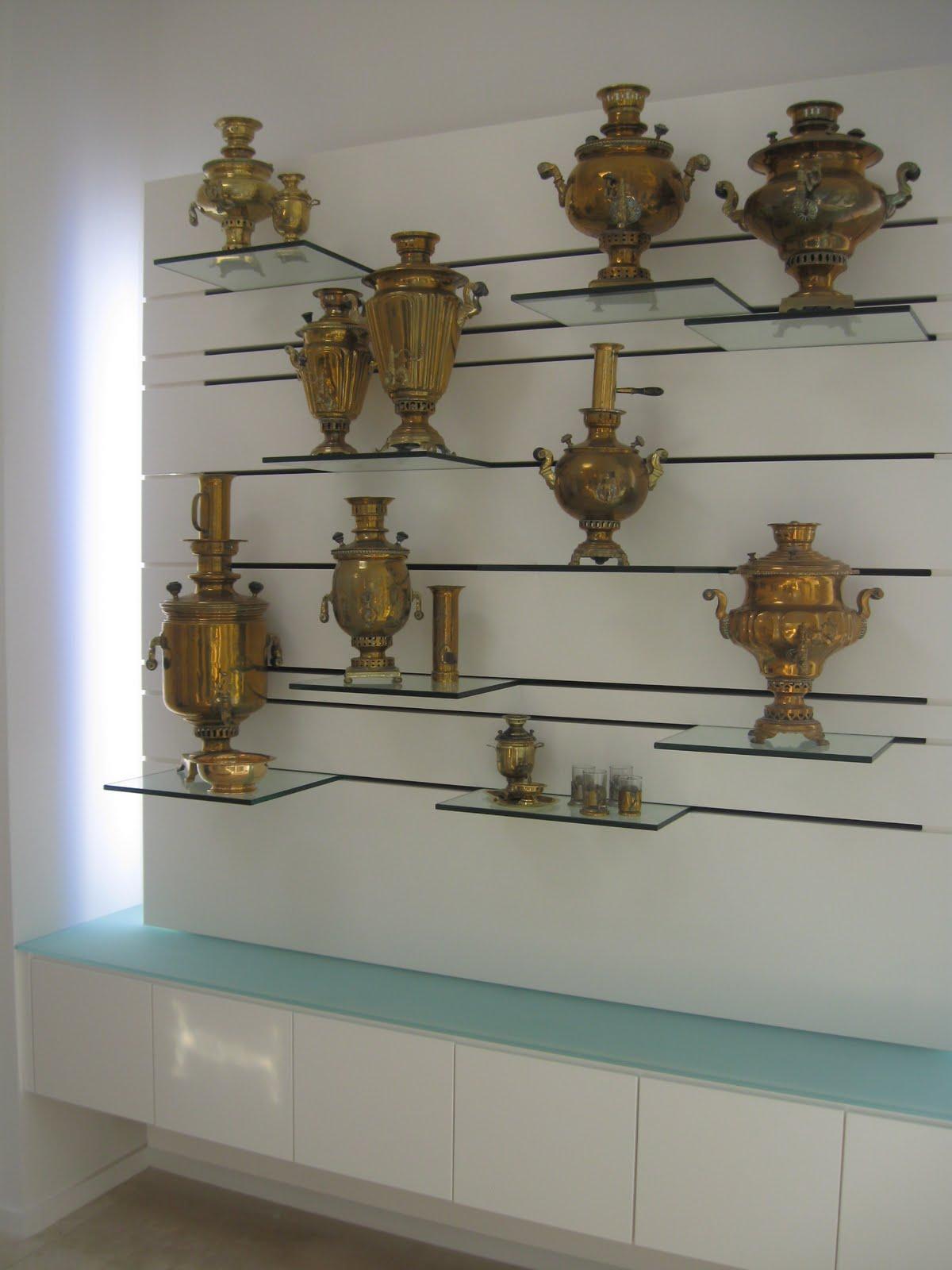 Eiesland R Amp D Floating Glass Display Shelf