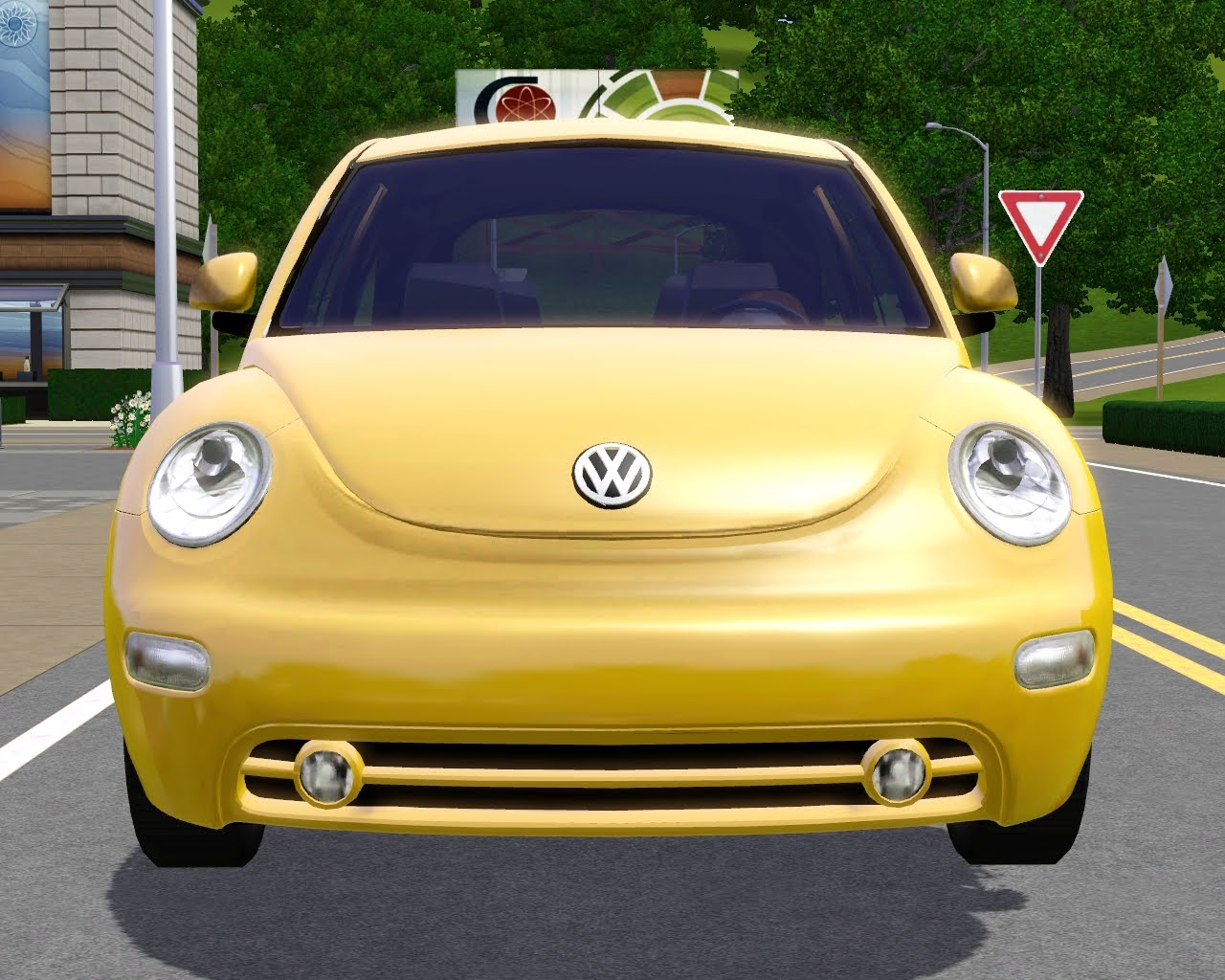 Punch Buggy With Eyelashes - Viewing Gallery