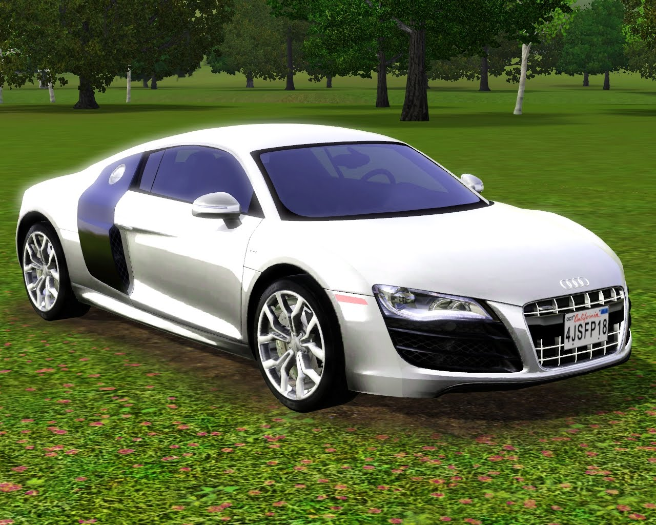 my sims 3 blog 2010 audi r8 by fresh prince. Black Bedroom Furniture Sets. Home Design Ideas