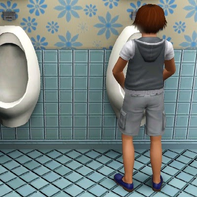 My Sims 3 Blog Children Can Use Urinals By Jonha