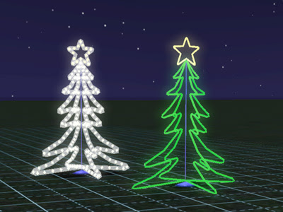 Sims 3 Christmas Tree.My Sims 3 Blog Christmas Trees By Snake Legs