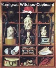 Witches Cupboard Swap