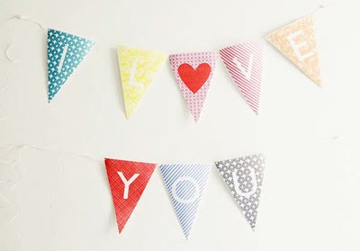 Cute Alphabet Bunting Printable How About Orange