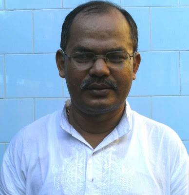 Bishnupriya Manipuri Online: Lakshmindra Sinha releases book Huru