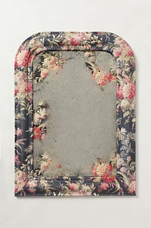 Joy's 101: Finished Anthropologie-inspired mirror!