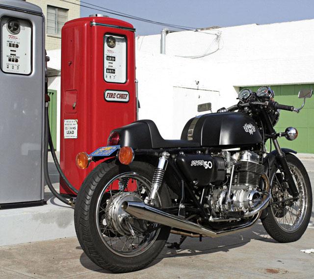 gascap motor's blog: cafe racer: bcr