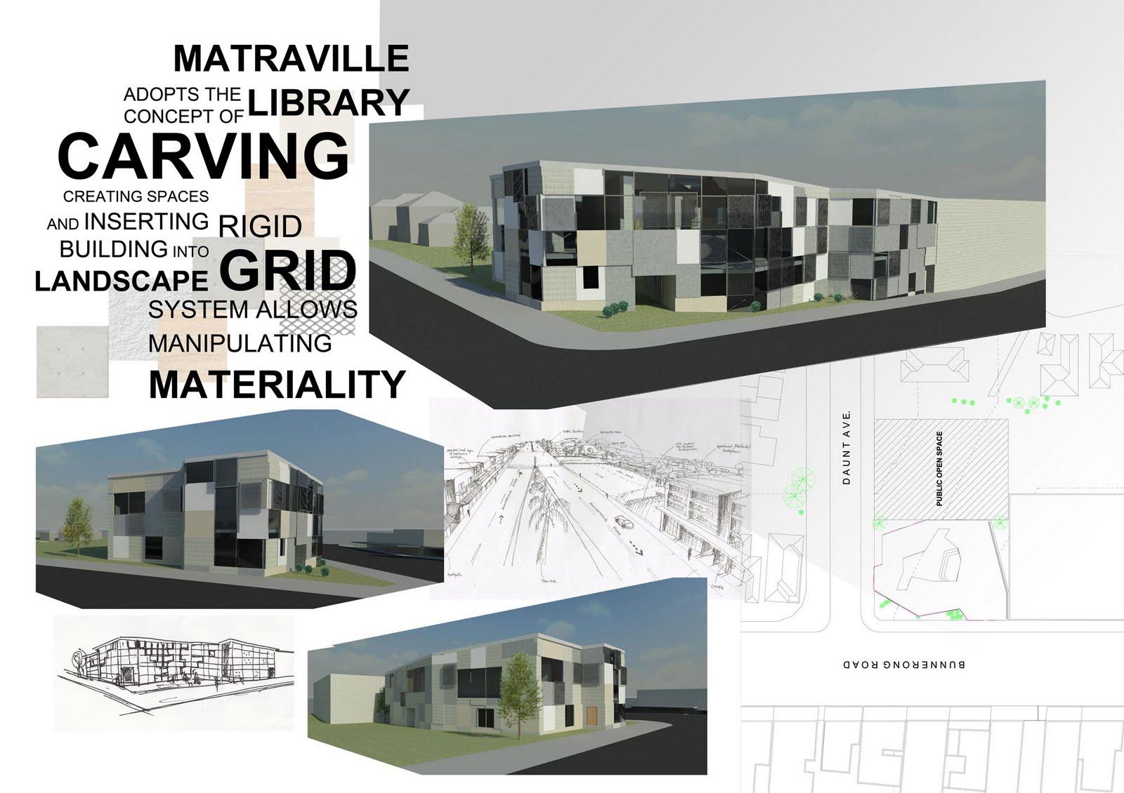 Architectural studies - Interior design concept statement example ...