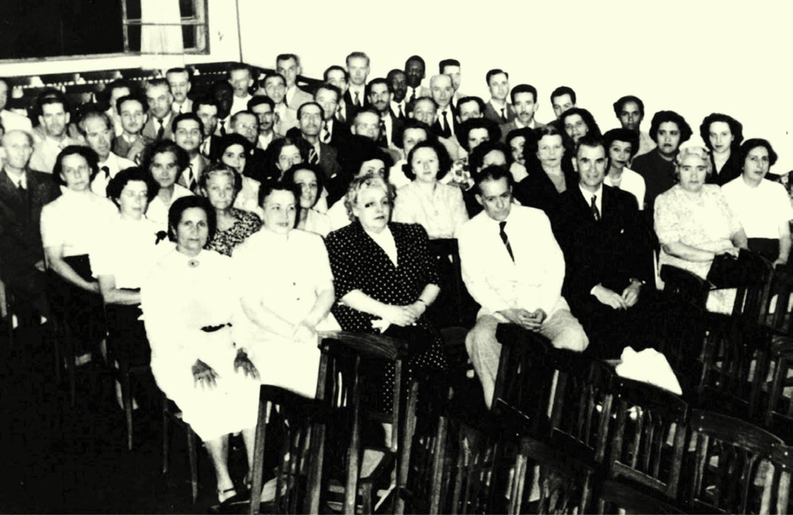 Aprendizes Do Evangelho: OBSERVADOR ESPÍRITA : Os 60 Anos Da Primeira Escola De