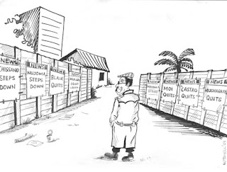 Zimbabwe's Talk: August 2008