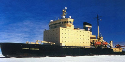 Turismo  en la Antártica:  los viajes al continente blanco 1