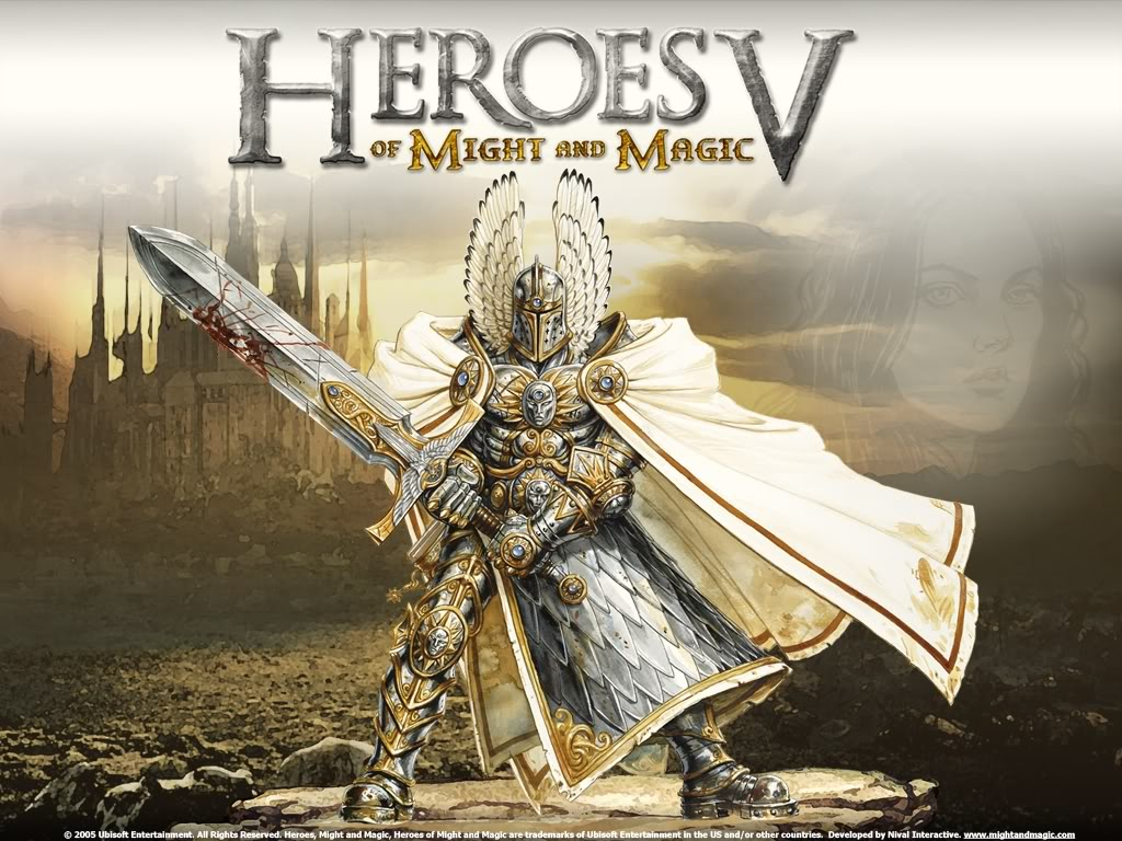 heroes of might and magic v pc genre rpg in the renowned might magic