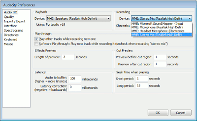 A Consuming Experience: Vista: how to record sound from your