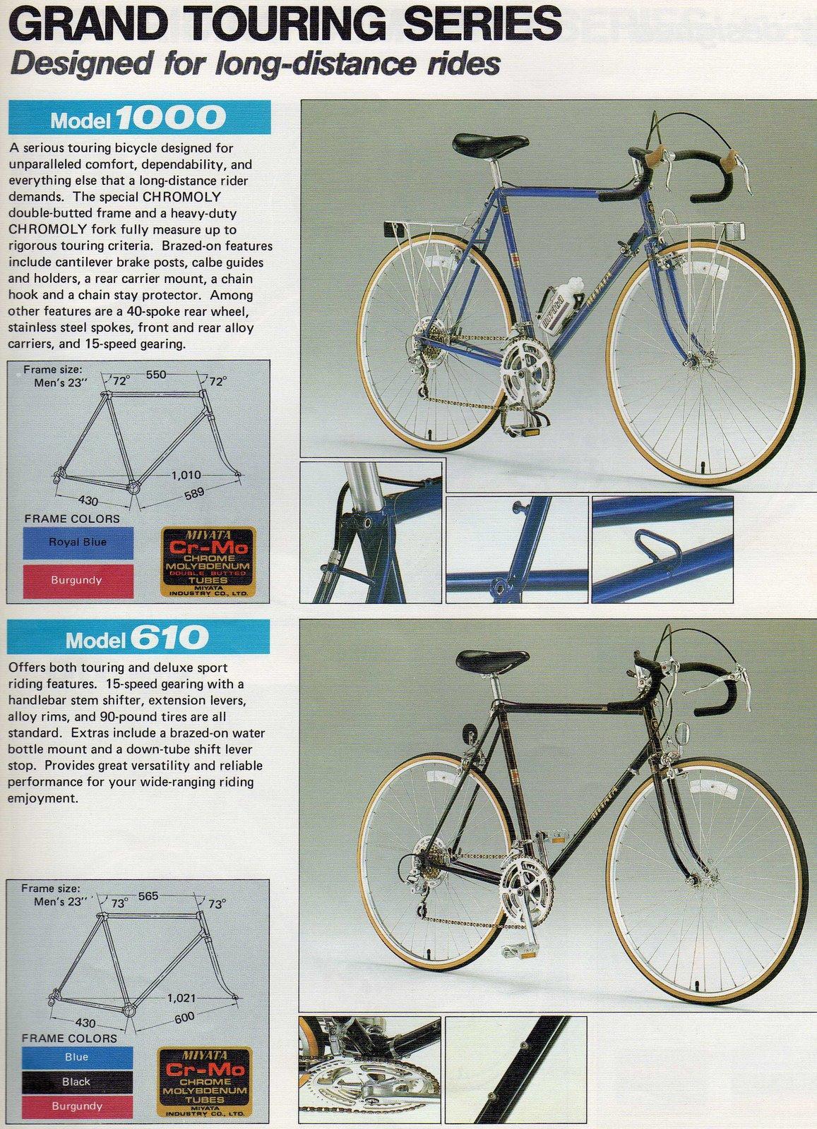 Miyata 610 - Bike Forums
