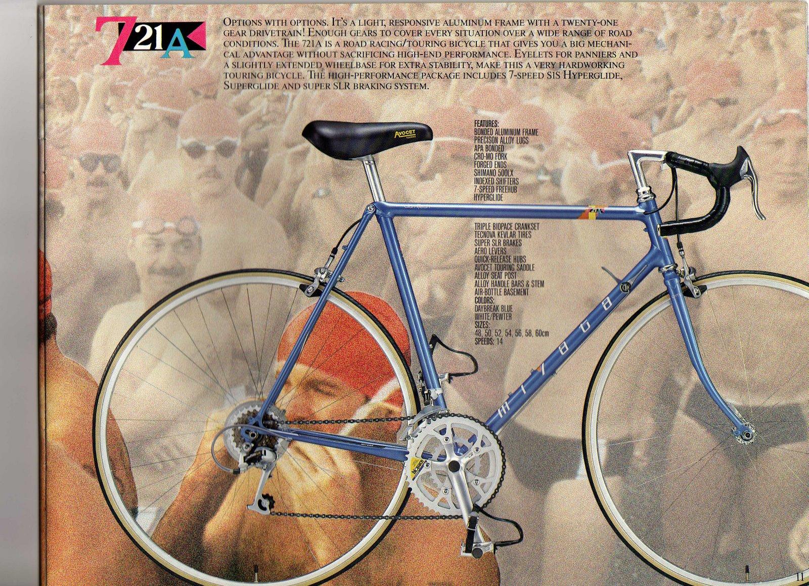 1990 Miyata 721A - Bike Forums