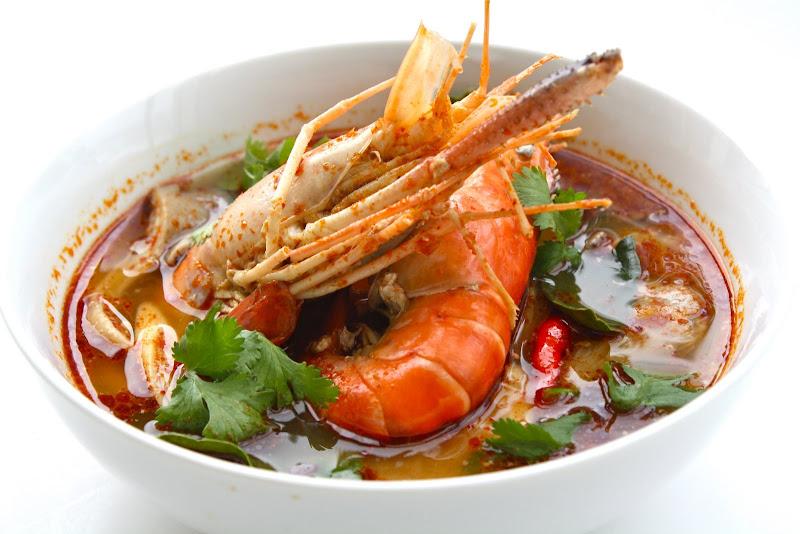 Seasaltwithfood: Tom Yum Goong (ต้มยำกุ้ง)