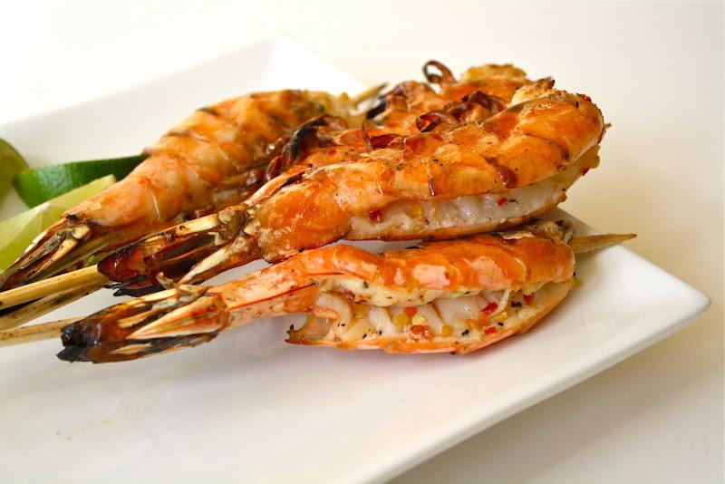 Grilled Jumbo Shrimp Food Network