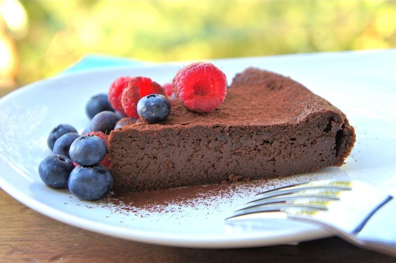 Chocolate Chestnut Cake Alice Medrich