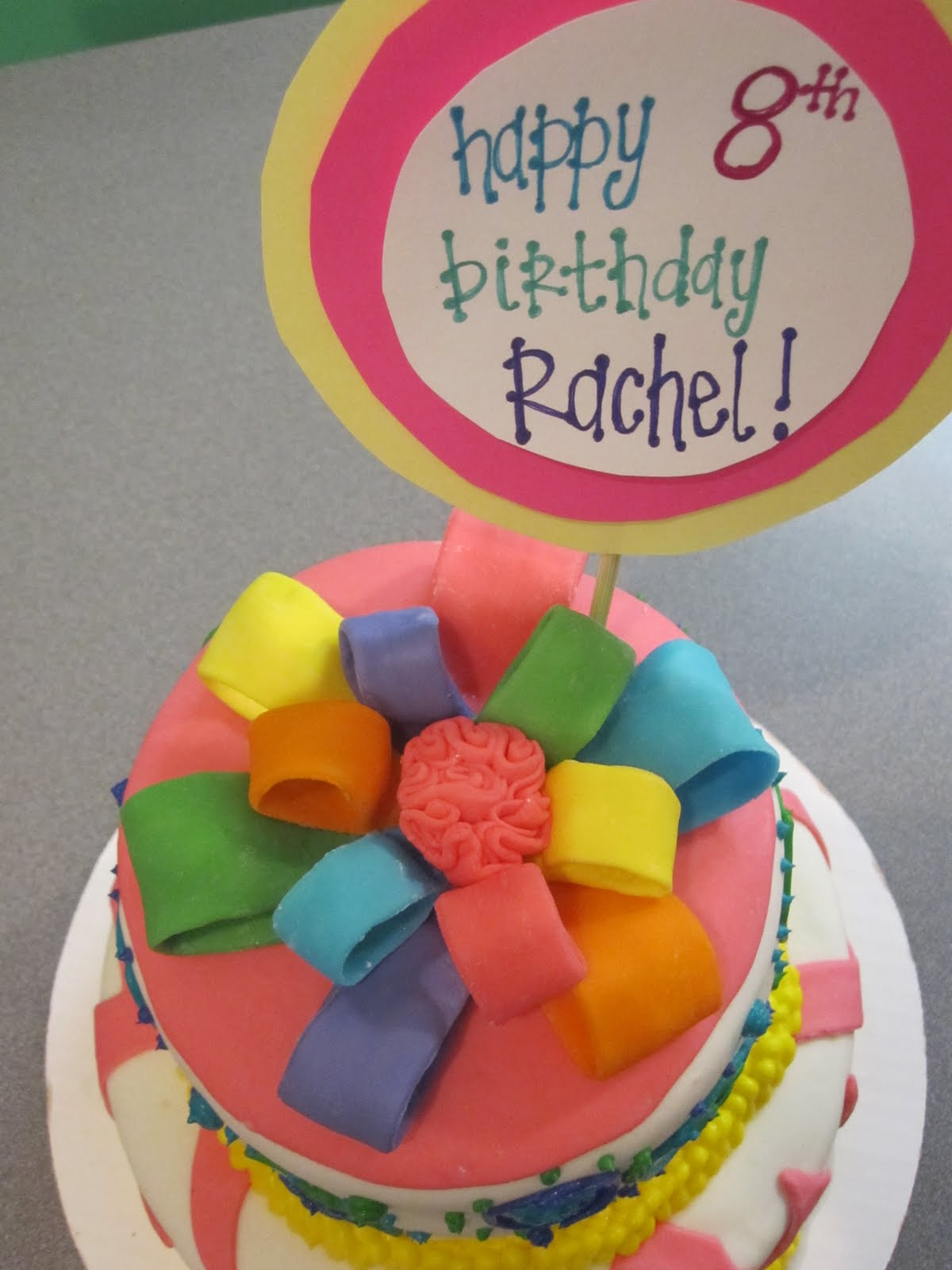 Cake it Pretty: Happy 8th Birthday! (1200 x 1600 Pixel)